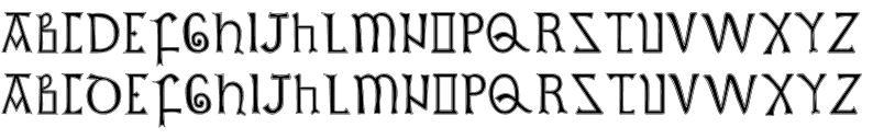 Free British Rail Fonts
