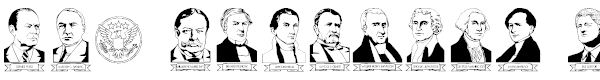 LCR American Presidents