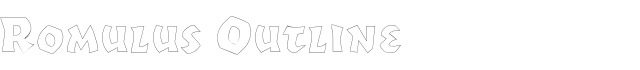 Romulus Outline