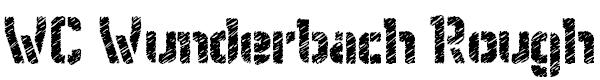 Free WCW Fonts